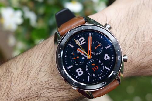 Huawei Watch GT, análisis: quiere que nos fijemos en él por su diseño y su precio, pero su mejor baza es su sorprendente autonomía