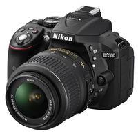 Más barata todavía: la Nikon D5300 con objetivo 18-55 mm, de importación en eBay por sólo 419,99 euros
