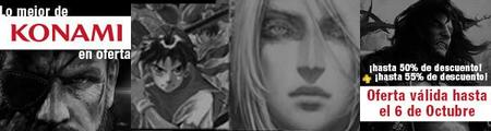 Konami Sale en PS Store