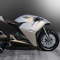 Ducati tiene claro que las motos eléctricas son el futuro, y la firma prepara ya sus primeros modelos