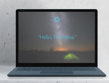 La app de Alexa en Microsoft Store se actualiza y ahora permite realizar anuncios desde el PC y acceder a más dispositivos