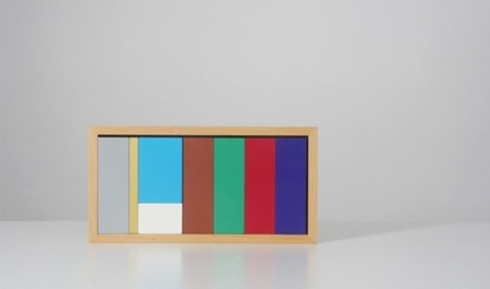 El belén minimalista de Sebastian Bergne