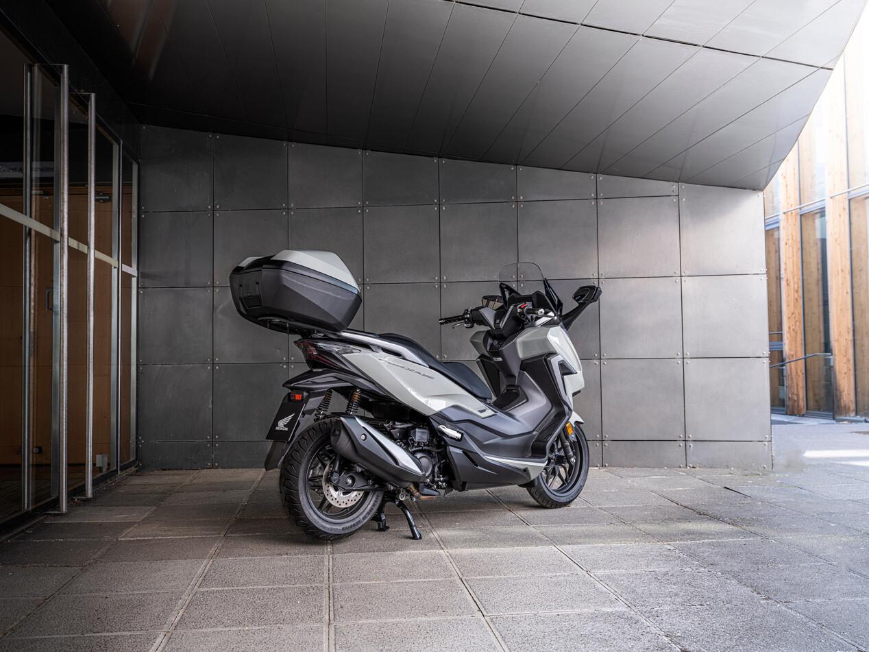 Foto de Honda Forza 350 2021 (6/11)