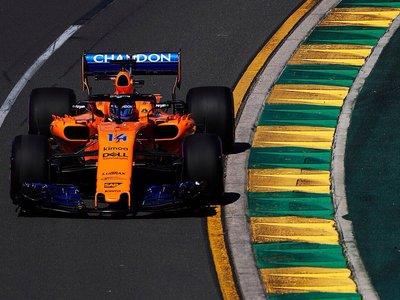 ¡Arranca la temporada 2018 de Fórmula 1! Alonso empieza como terminó, con problemas