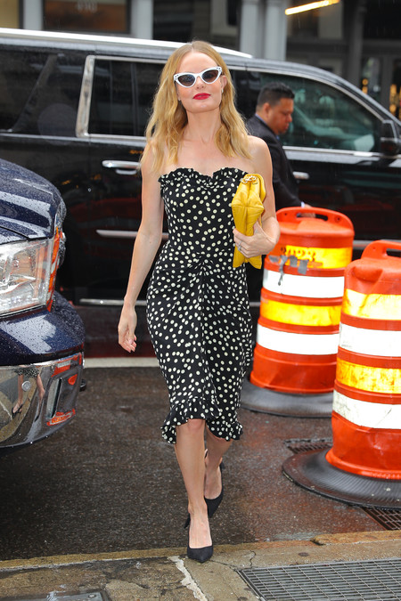 kate bosworth look nyfw