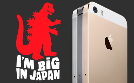 Los iPhone 5s y 5c acaparan los primeros nueve puestos del Top 10 de venta de smartphones en Japón