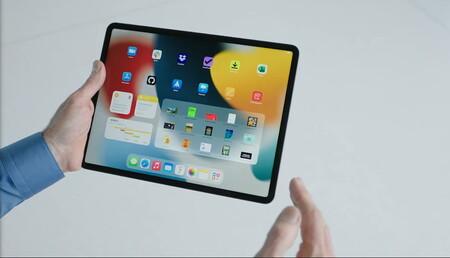 El nuevo iPadOS 15 llegará con multitarea mejorada y cambios en la pantalla de inicio