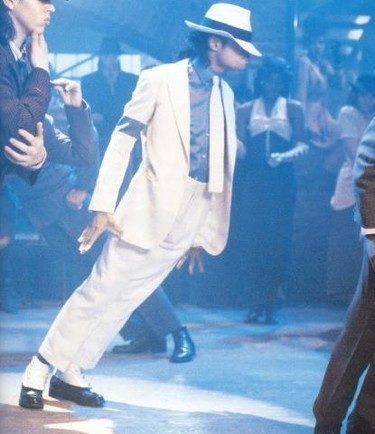 Boquita de piñón: Michael Jackson