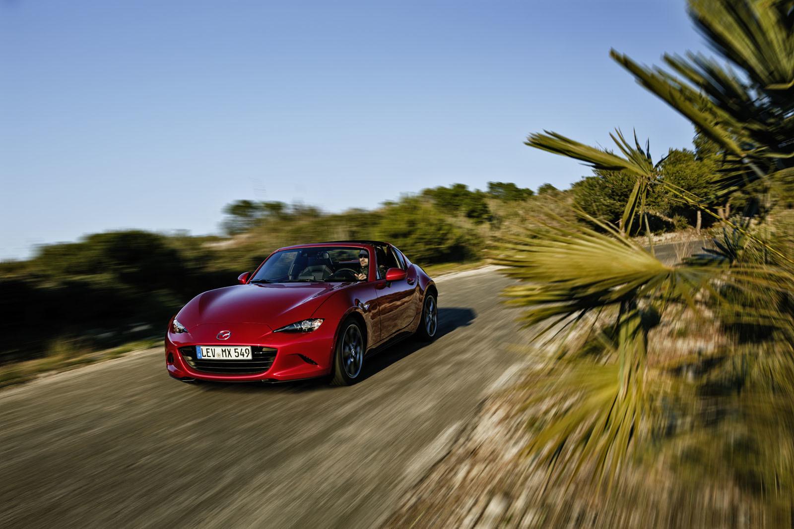 Foto de Mazda MX-5 RF (toma de contacto) (13/31)