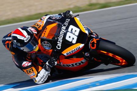 Marquez Moto2 2012