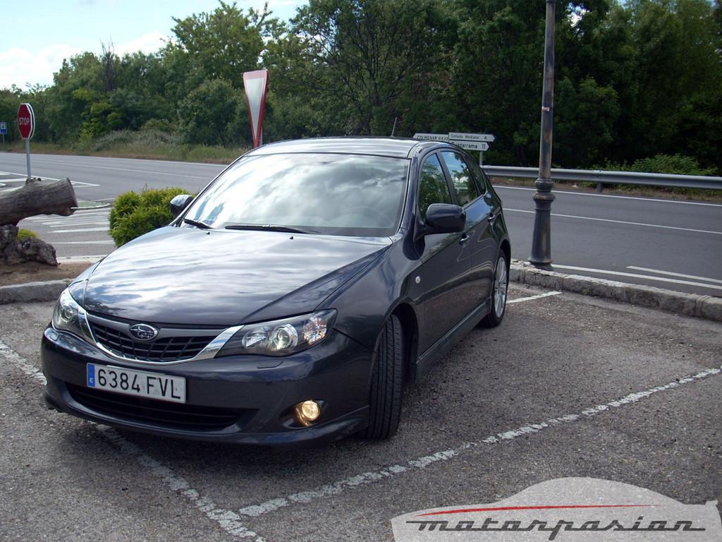 Foto de Subaru Impreza Sport (prueba) (23/32)