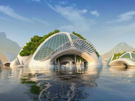 La biotecnología y la arquitectura podrán convertir tu futura casa en un ser vivo para mejorar tu vida