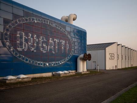 Bugatti Fabrica