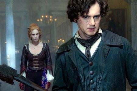 Una imagen de la película Abraham Lincoln: Cazador de Vampiros