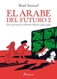 Arabe futuro 2 portada salamandra