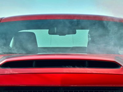 El Dodge Challenger SRT Demon podría comerte, tendrá la mayor boca sobre el capó en un coche de calle