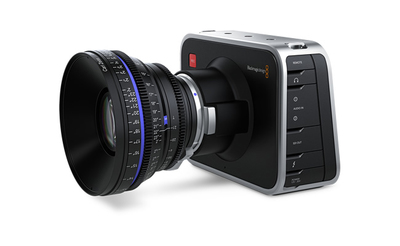 Blackmagic Cinema Camera: cámara low-cost para cineastas