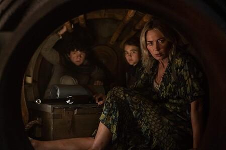 El tráiler final de 'Un lugar tranquilo 2' nos recuerda que el regreso de las criaturas de John Krasinski está a la vuelta de la esquina
