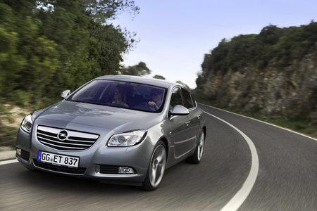 Opel Insignia 1.4 Turbo LPG ecoFLEX, gas licuado a la vista