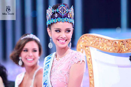 filipina Megan Young miss mundo