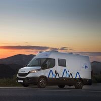 La Iveco Daily Camper es la furgoneta camper que te hará olvidar la Volkswagen Grand California, por 15.000 euros menos