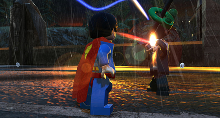 Analisis Lego Batman 2