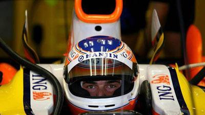 ¿Tendrá Piquet un asiento en Renault?