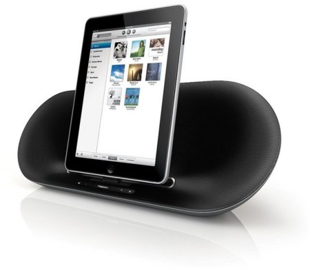 Philips Fidelio, base para iPad con conectividad bluetooth