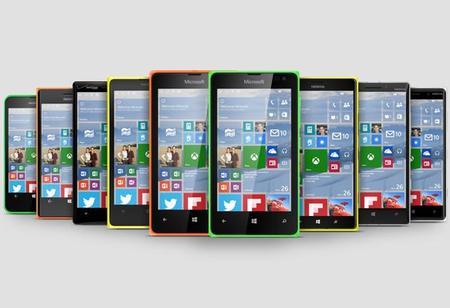 Microsoft aclara el asunto de la actualización de Windows 10 para móviles, y no es nada alentador