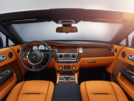 Rolls Royce Dawn 2016 5