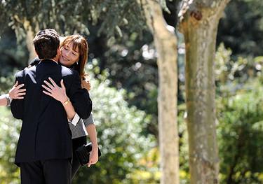 A Carla Bruni le roban unas fotos privadas