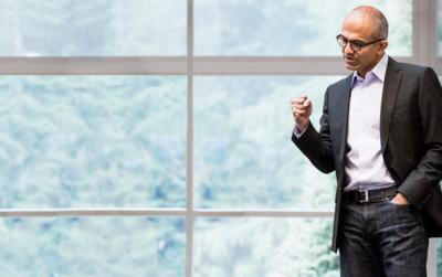 Nadella redefine a Microsoft: productividad y plataforma para un mundo móvil y cloud