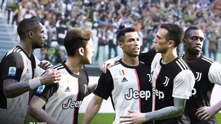 """Konami tiene clara su estrategia para PES: seguirá fichando equipos exclusivos como la Juventus para ofrecer una """"atención adicional"""""""