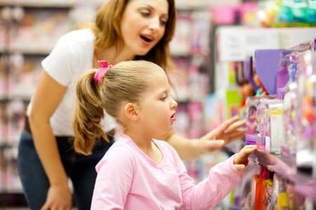 Errores de los padres al comprar juguetes