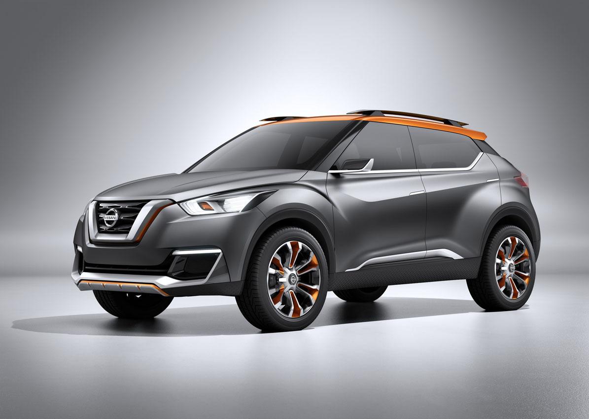 Foto de Nissan Kicks Concept (25/26)