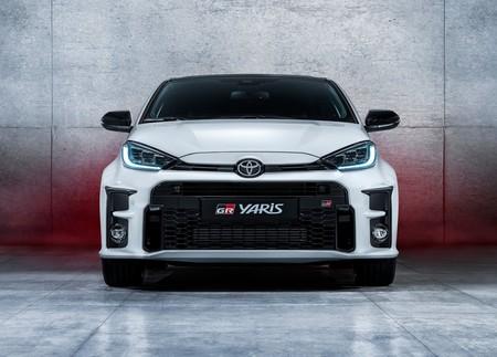 Toyota Gr Yaris 2021 1600