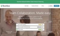 La startup española Teambox recibe una inyección de 5 millones de dólares