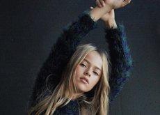 ¿Un contrato de modelo a los 10 años?, preguntemos a Kristina Pimenova, la niña más guapa del mundo