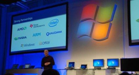 """Microsoft señala que """"lo que Intel ha dicho sobre Windows 8 es inexacto y engañoso"""""""