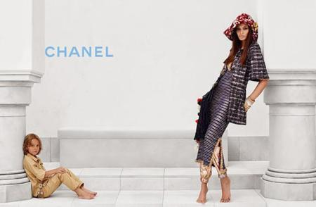 Chanel Cruise 2014 15 Ad Campaign 02 1