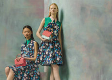 Los colores vibrantes se enfrentan a los pasteles en la preciosa colección Resort 2017 de Delpozo