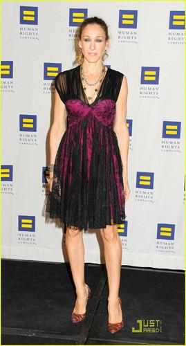 Sarah Jessica Parker y su look más lady-like