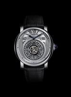 Cartier te dejará sin palabras con su Rotonde de Cartier Astrocalendaire