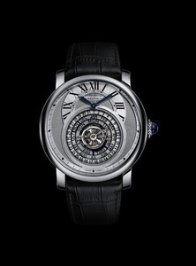 Cartier te dejará sin palabras con su Rotonde de Cartier Astrocalendaire