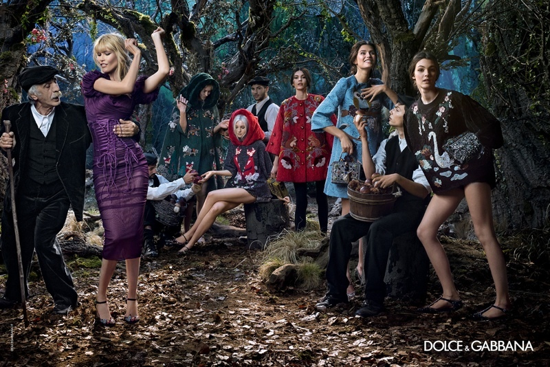 Foto de Dolce & Gabbana campaña Otoño-Invierno 2014/2015 (1/10)