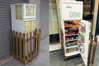 Neveras solidarias, ayudando a los más necesitados contra el desperdicio de alimentos