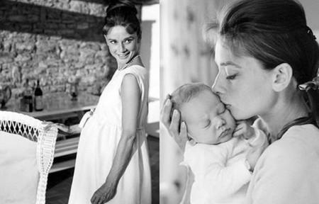 Audrey Embarazada 2