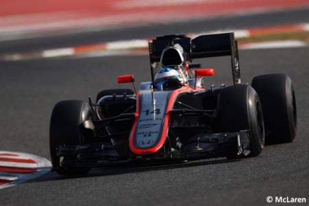 Fernando Alonso ya tiene un pie dentro del regreso a la pista
