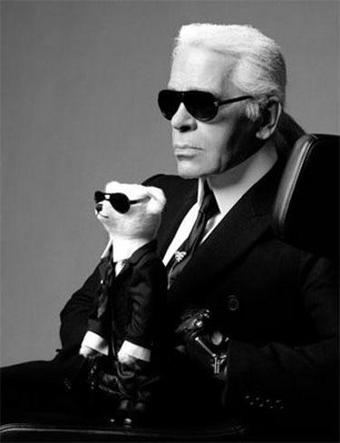 Osito Lagerfeld