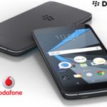 BlackBerry DTEK50 con Android y un extra de seguridad llega a Vodafone: precios con pago a plazos